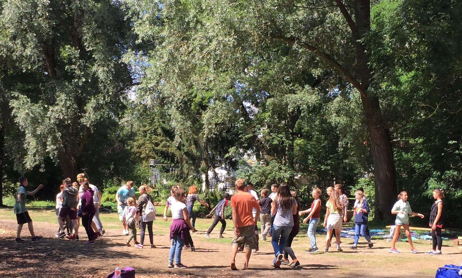 Ferienfreizeit Rap´n Roll und JuLeiCa-Schulung 2019