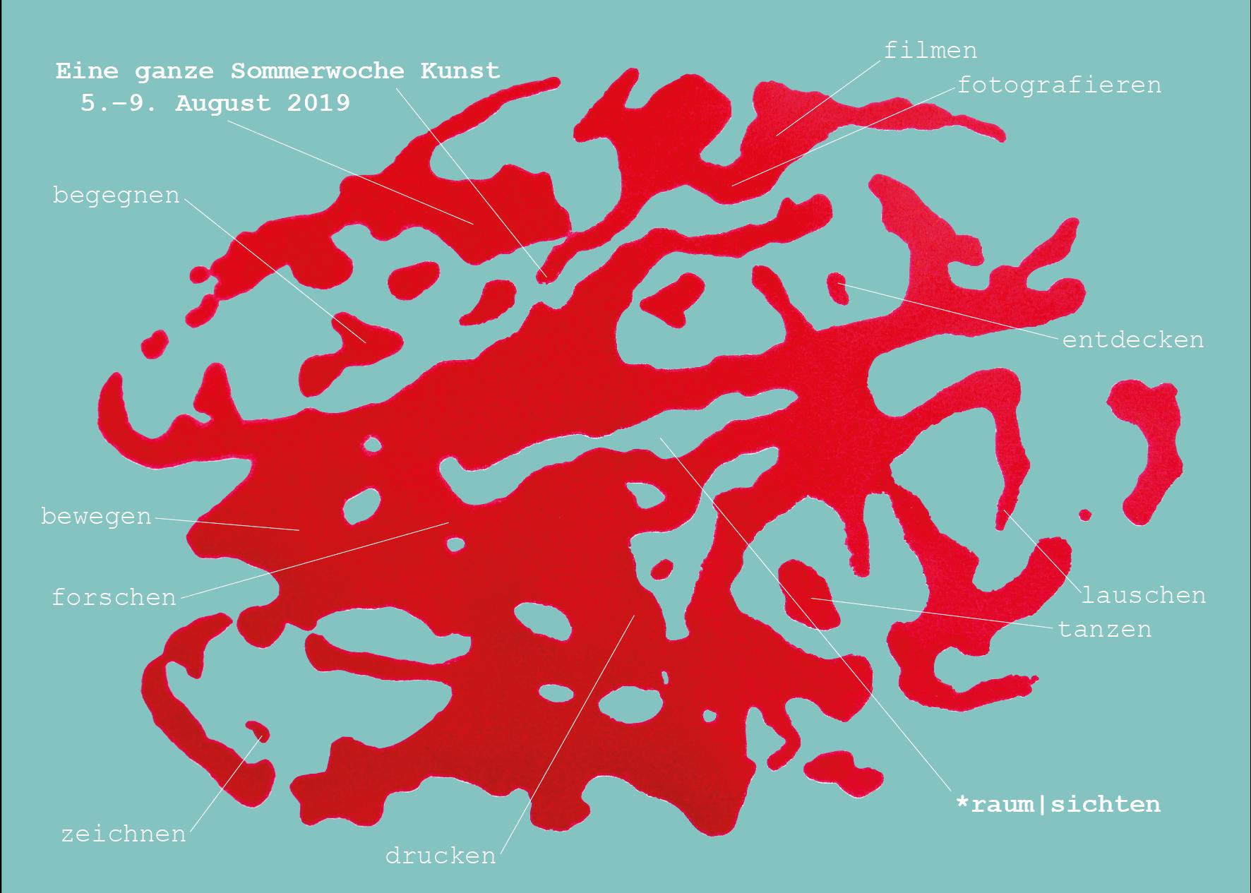 <em>raumlabor</em> Ferienkunstprojekt für Jugendliche