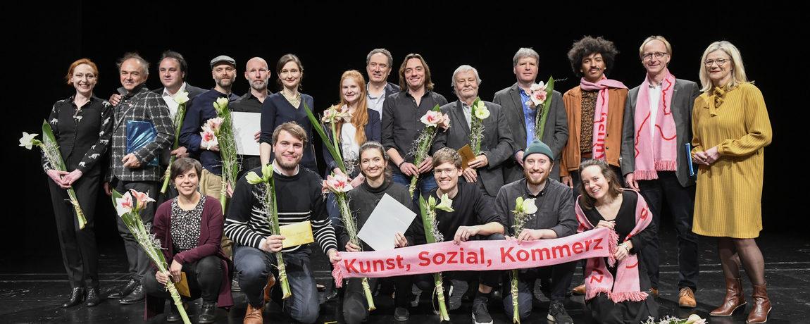 Kulturpreis der Stadt Kassel für das Complete Music Camp